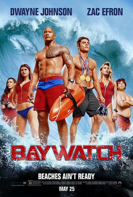 Baywatch: Guardianes de la Bahía (2017) 720p y 1080p WEBRip mkv Dual Audio AC3 5.1 ch