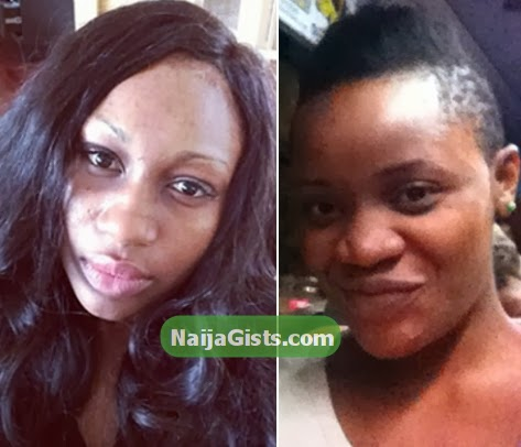 uche ogbodo no makeup