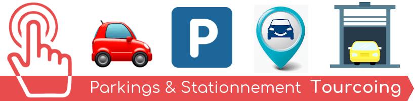 Parkings et Stationnements Tourcoing