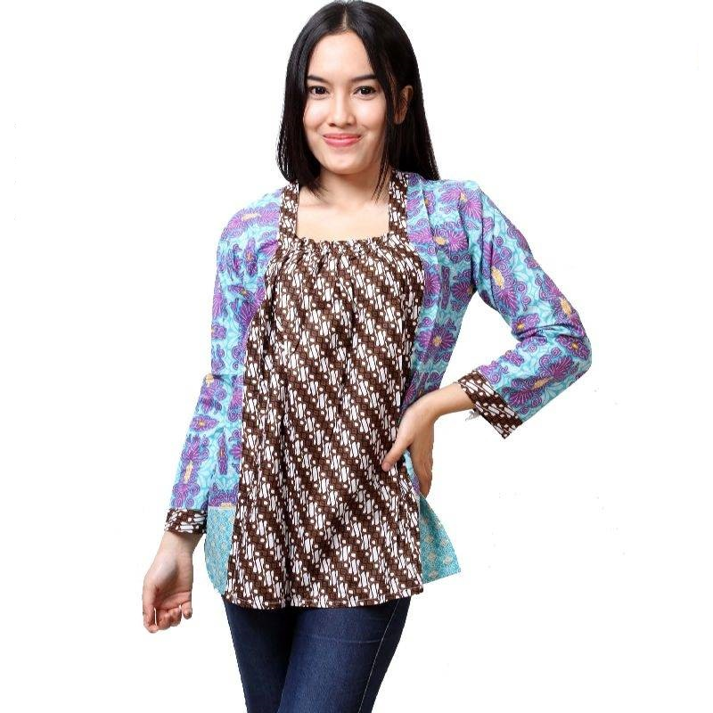 Pakaian Batik Untuk Interview Kerja: 10 Model Baju Atasan Terbaru Untuk Kerja, Desain Unik
