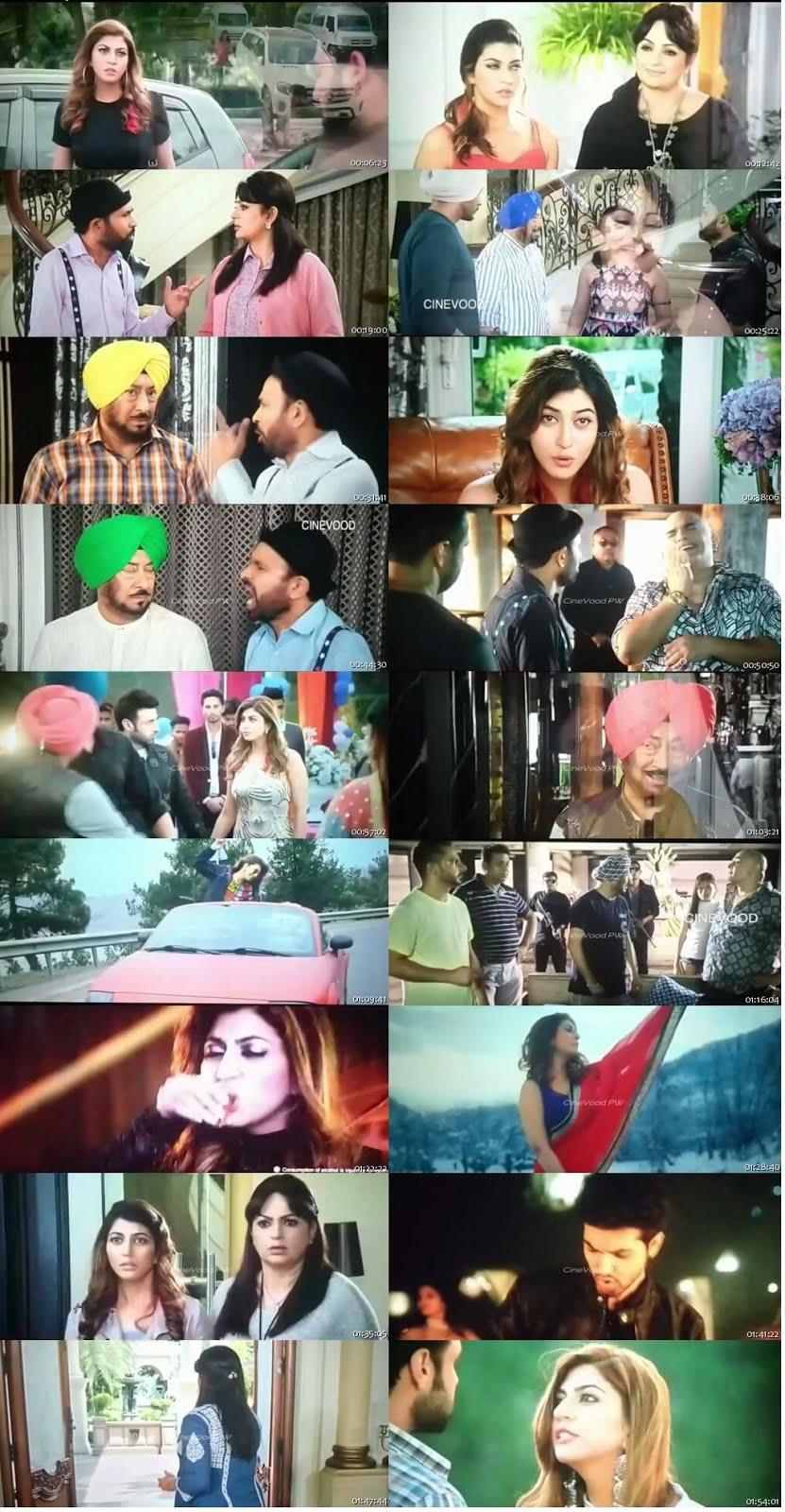Jind Jaan 2019 Punjabi Movie Full HD 720p - Movies Taxi