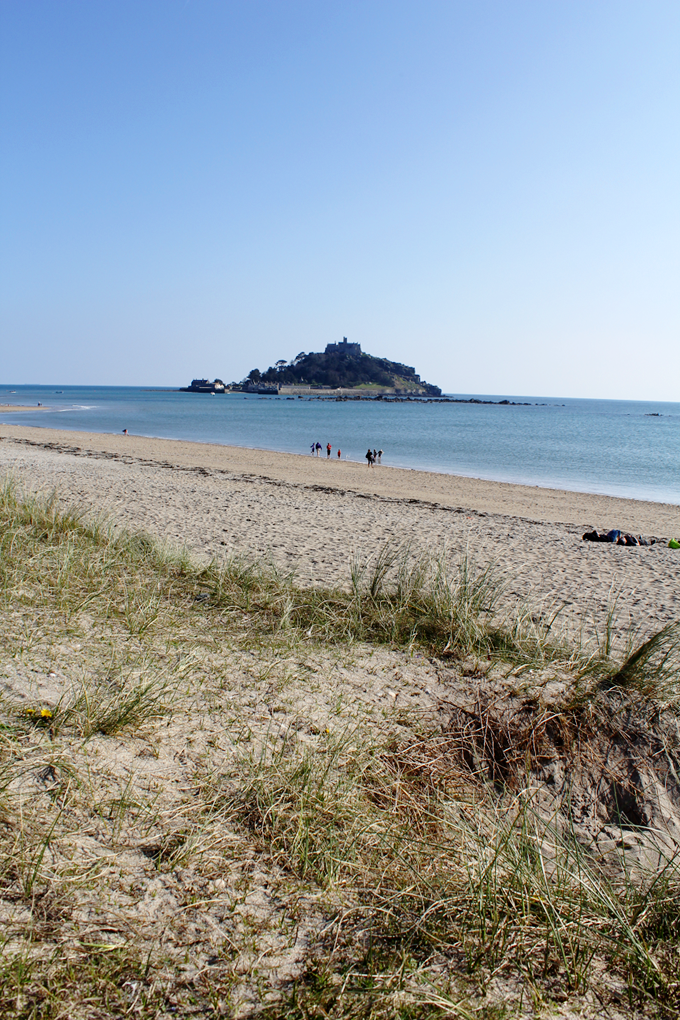 St Michael's Mount - The Wayfarer
