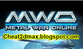 Metal War Online on faceboook