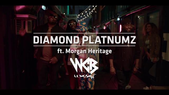 Diamond Platnumz ft Morgan Heritage - Hallelujah (Haleluya) Video