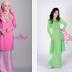 Trend dan Model Busana Baju Kurung Muslimah Terbaru Edisi 2015