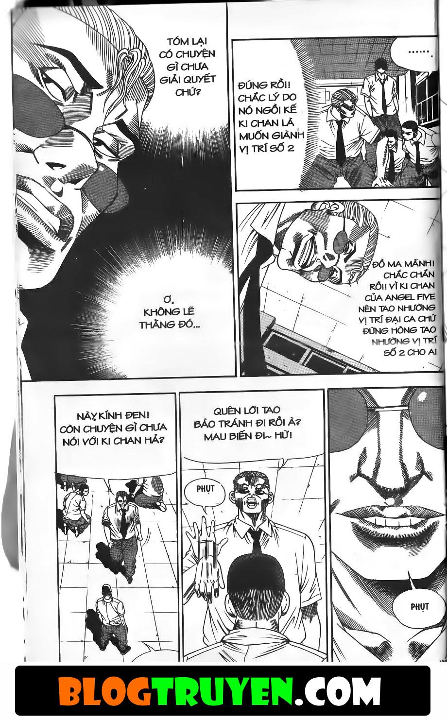 Bitagi - Anh chàng ngổ ngáo chap 145 trang 17