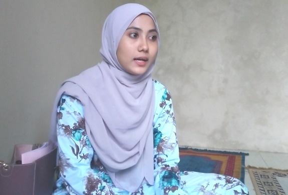 Dara Cantik dari Singapura perdalam ilmu agama Islam di Pesantren Tambakberas Jombang