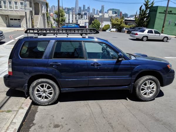 Daily Turismo Turbo Grocery Getter 2006 Subaru Forester Xt Turbo 5