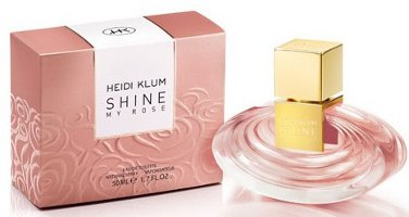 SHINE MY ROSE HEIDI KLUM