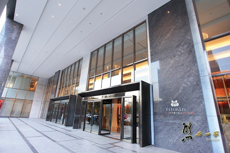 新竹食尚玩家推薦|隱藏版超夢幻婚禮水上玻璃教堂|芙洛麗大飯店