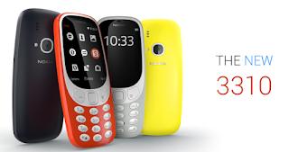 Yuk Kenali Dan Lihat Harga Dan Spesifikasi Dari Nokia 3310 Terbaru