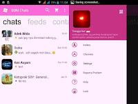 Free Download [bbm mod] Windows Phone Pink apk v3.0.1.25 [BBM WP] Trangga Ken