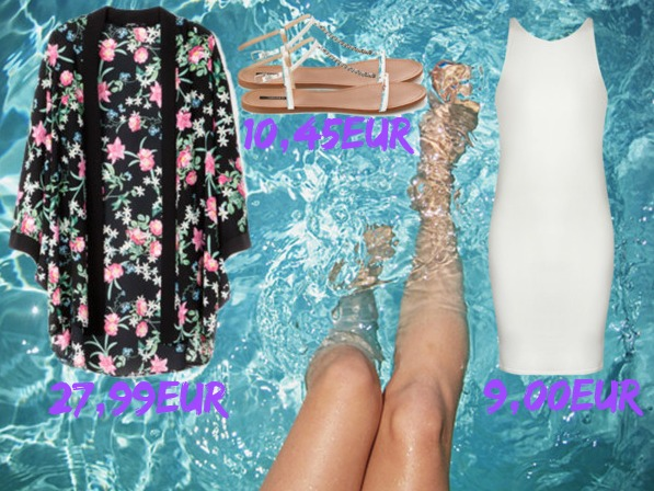 5 Affordable Summer Outfits Under €50