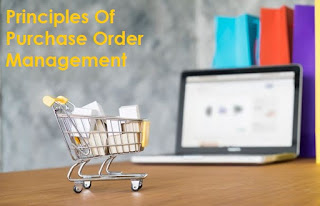 The principles of purchase order management