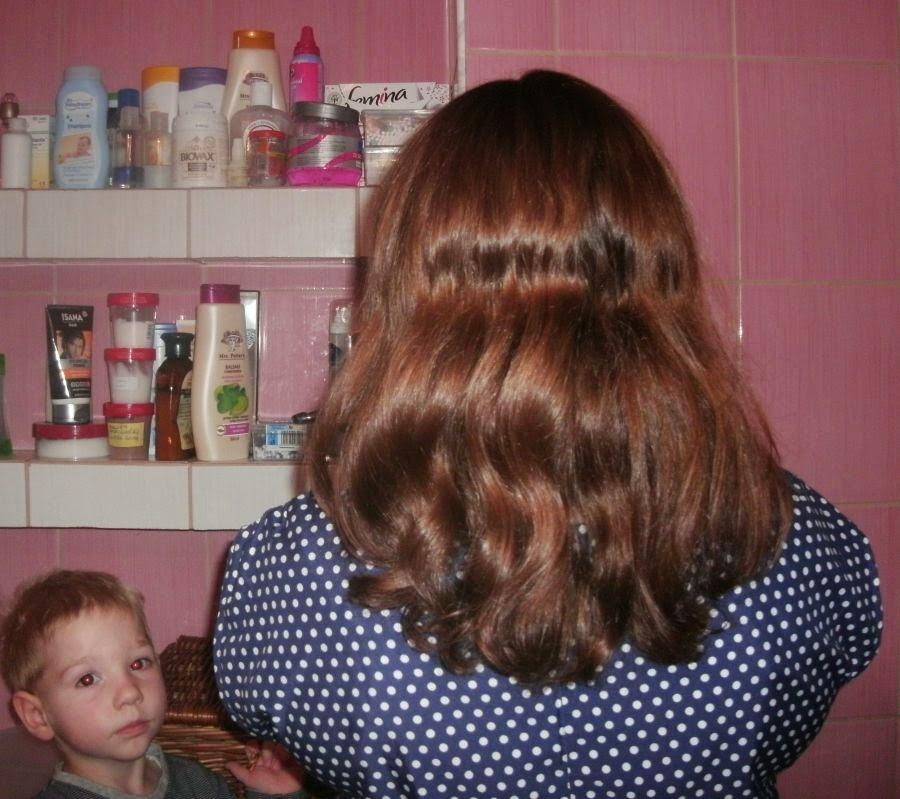 Niedziela dla włosów z olejem z pestek malin oraz maska Lady Spa