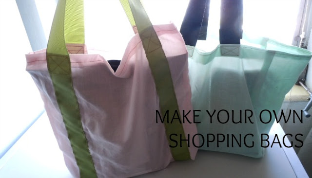 make your own shopping bags
