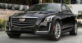 Cadillac CTS exteriors: elegance and dramatic