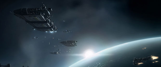 Eve Online Salvaging