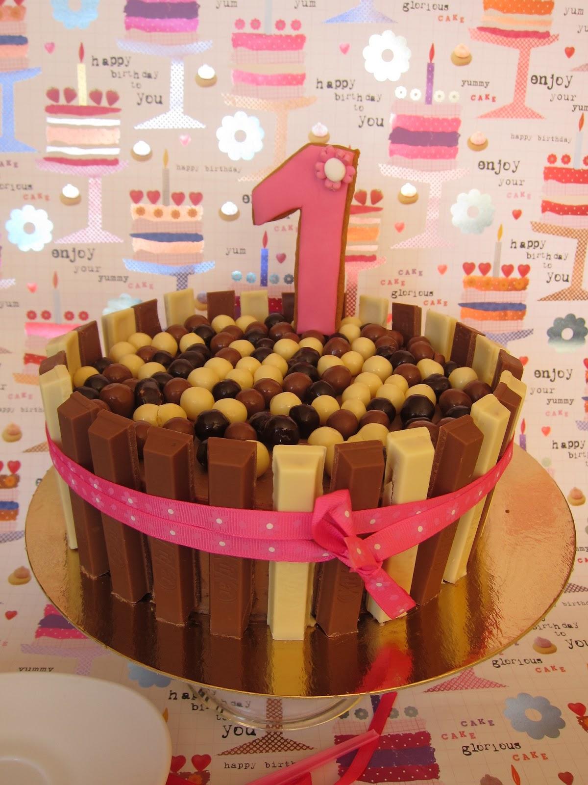Tarta De Chocolate Especial Cumpleanos Sin Lactosa Milicocinillas - Tartas-cumpleaos