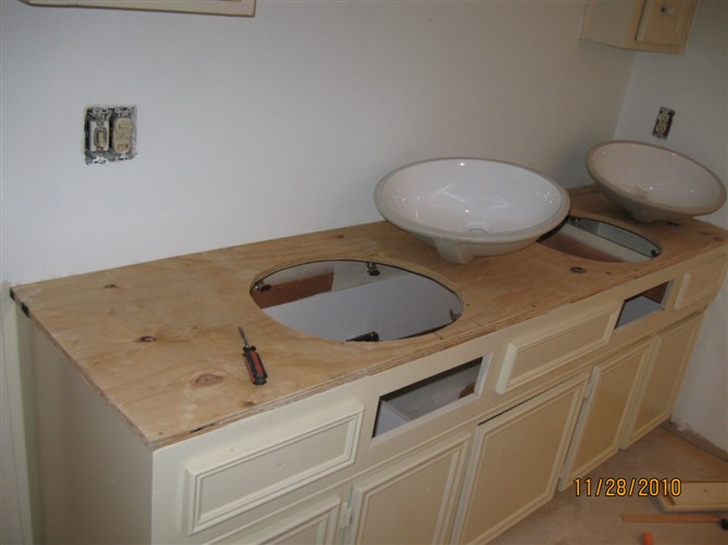 Kitchen Remodel Dallas Butterfly Undermount Sinks Houston Remodeling 休斯顿张先生家厨房改造 理石台面的安装 地砖 发帖者 休斯敦大连装修 时间 下午3 28