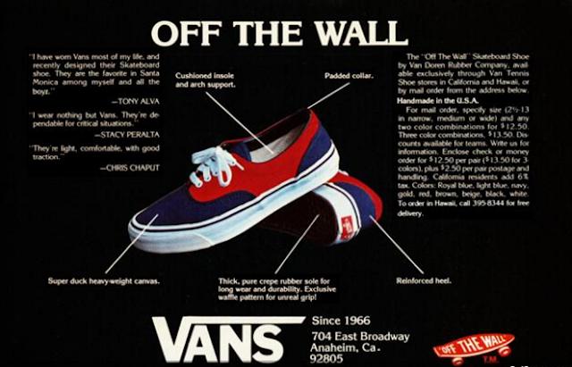 Fitur Sepatu Vans original