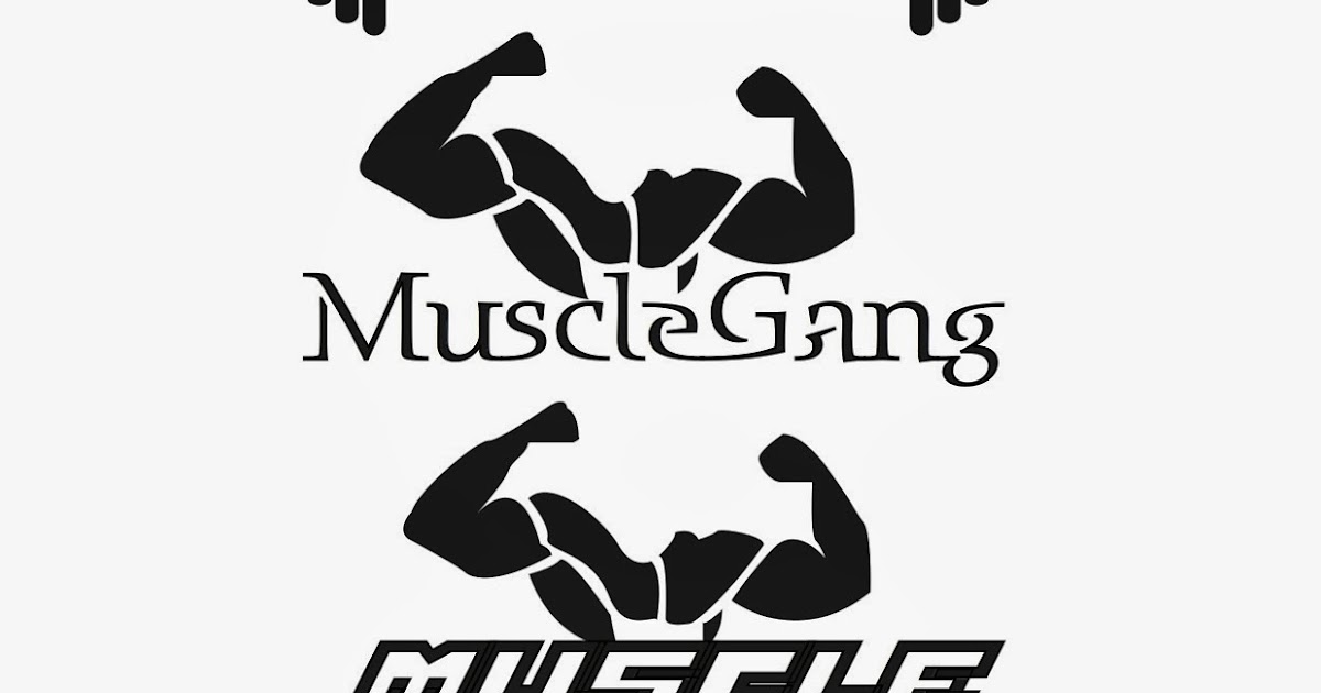 13Designs: Muscle Gang Logo
