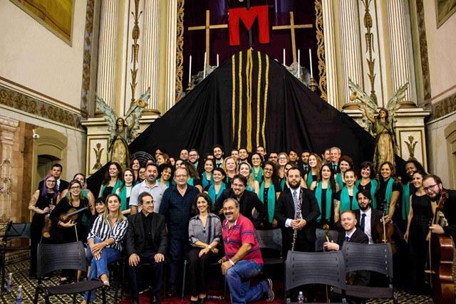 Concerto de Páscoa em Iguape