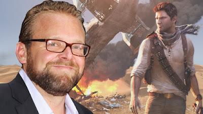 התסריט לסרט של Uncharted ייכתב על ידי ג'ו קרנהאן