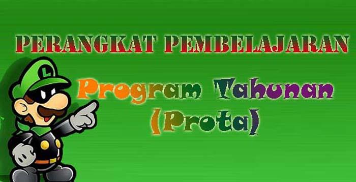 Prota Bahasa Indonesia Kelas 9 K13 Revisi