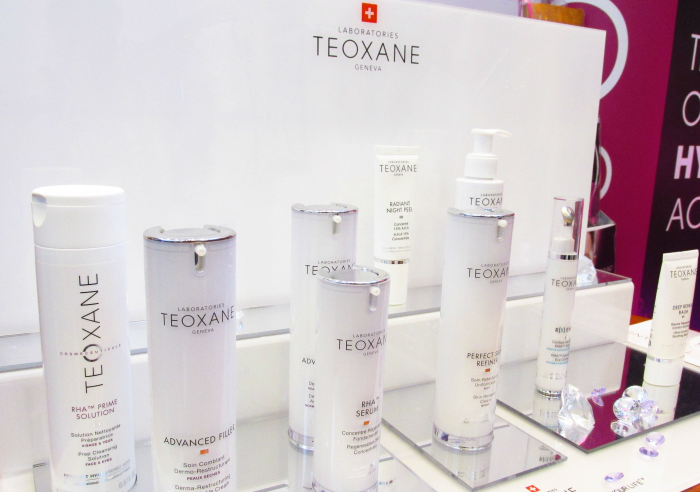 beautypress - Teoxane ästethische Pflege Produkte RHA Serum, Advanced Filler, RHA Advanced Eye Contour
