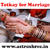 Totkay For Marriage Problem Solution