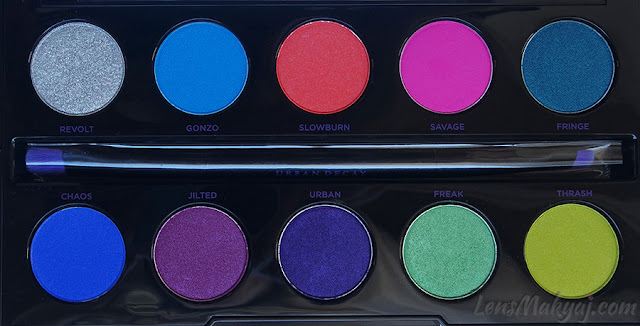 Urban Decay Electric Palet