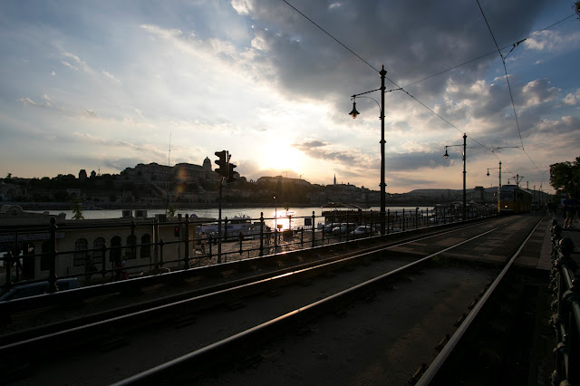 Lungo il Danubio-Budapest