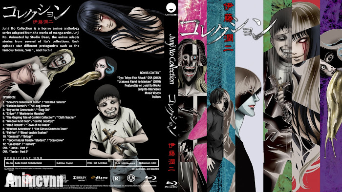 Ảnh trong phim Ito Junji: Collection OVA 1