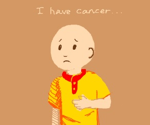 Did Caillou Have Cancer