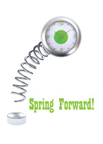 What is Spring Forward?