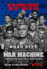 Sinopsis, Cerita & Review Film War Machine (2017)
