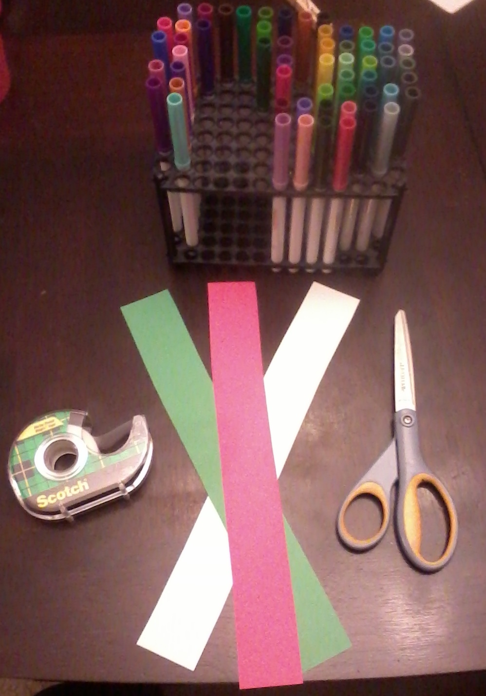 Be The Storm Easy Christmas Countdown Craft For Kids