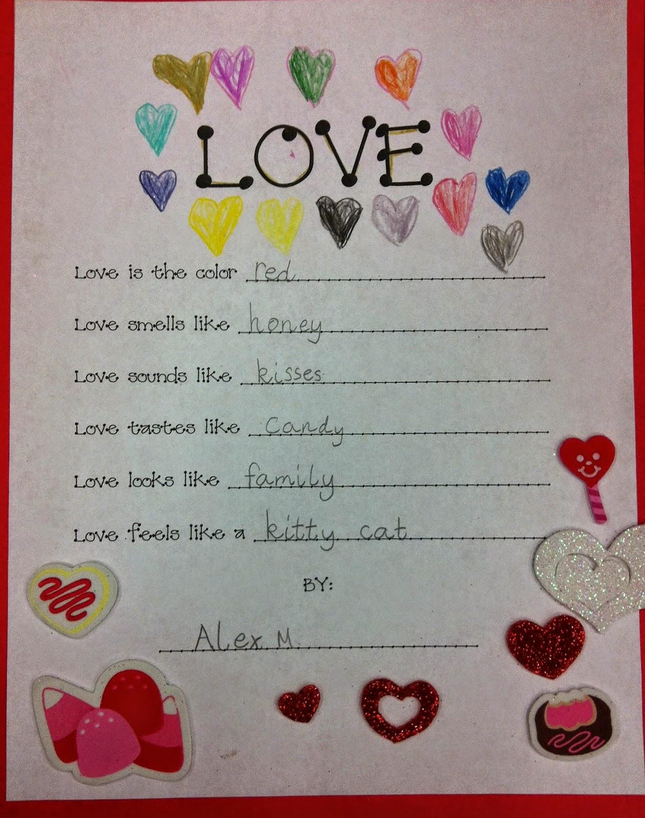 By Alex 1st Grade