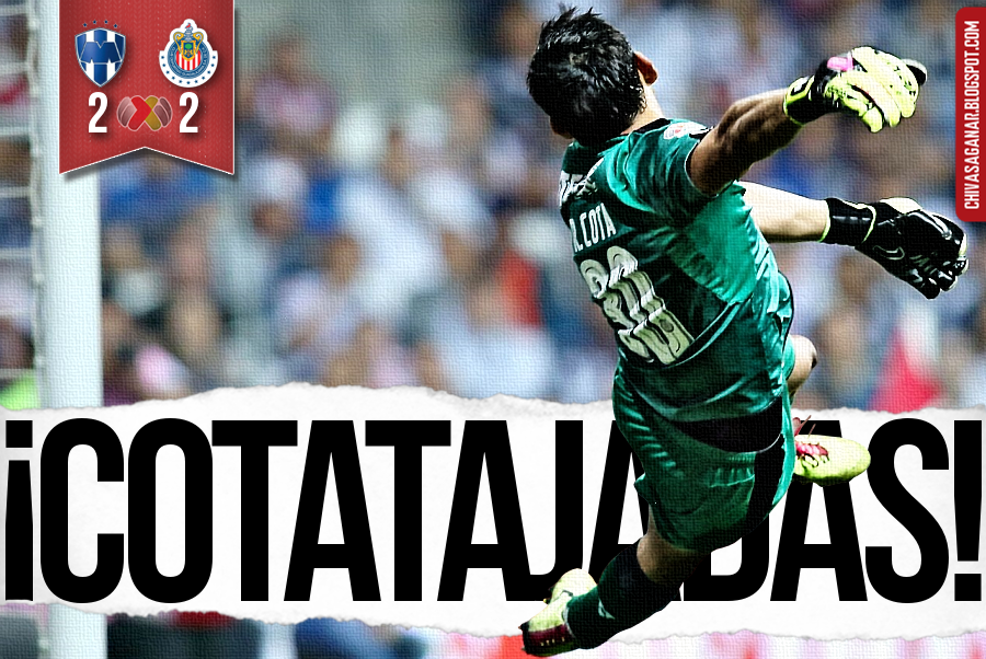 Liga MX : CF Monterrey 2-2 CD Guadalajara - Clausura 2017 - Jornada 2.