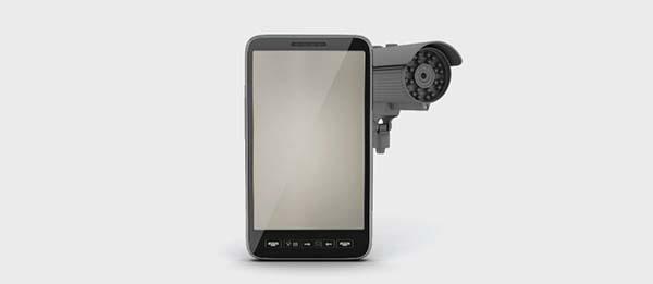 Cara Merubah Android Jadi Kamera CCTV