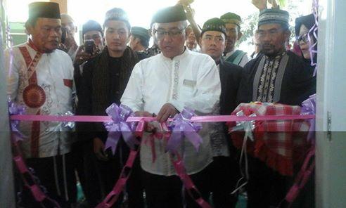 Masjid Sarana Wujudkan Masyarakat Religius