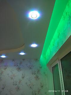Гулькевичи потолки