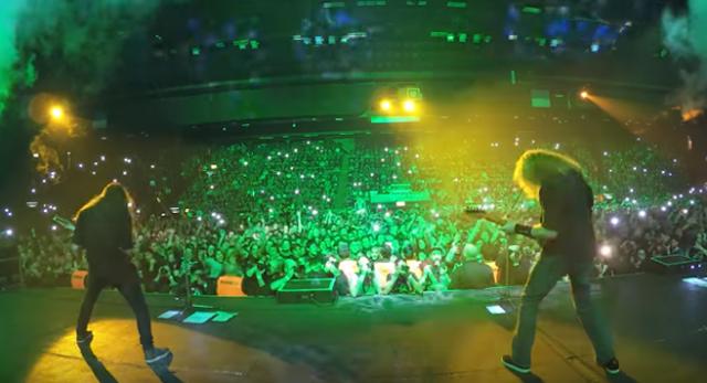 Megadeth en Argentina Nequén Buenos Aires