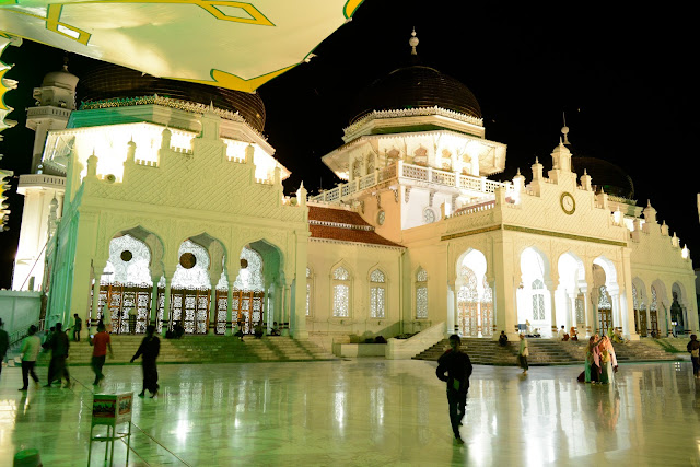 Property Photography, Aceh Mosque, Aceh Grand Mosque