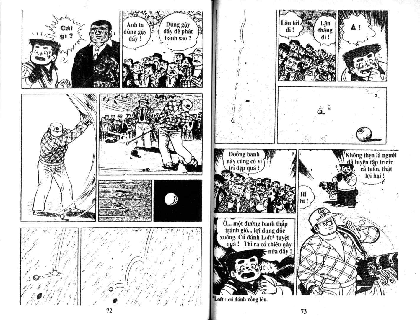 Ashita Tenki ni Naare chapter 15 trang 35