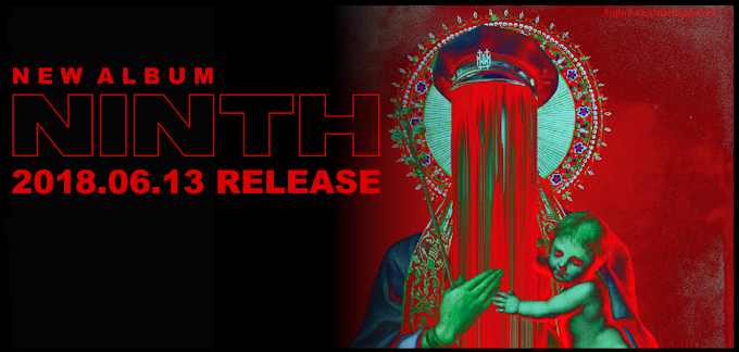 "the GazettE Nuevo Álbum ""THE NINTH"""