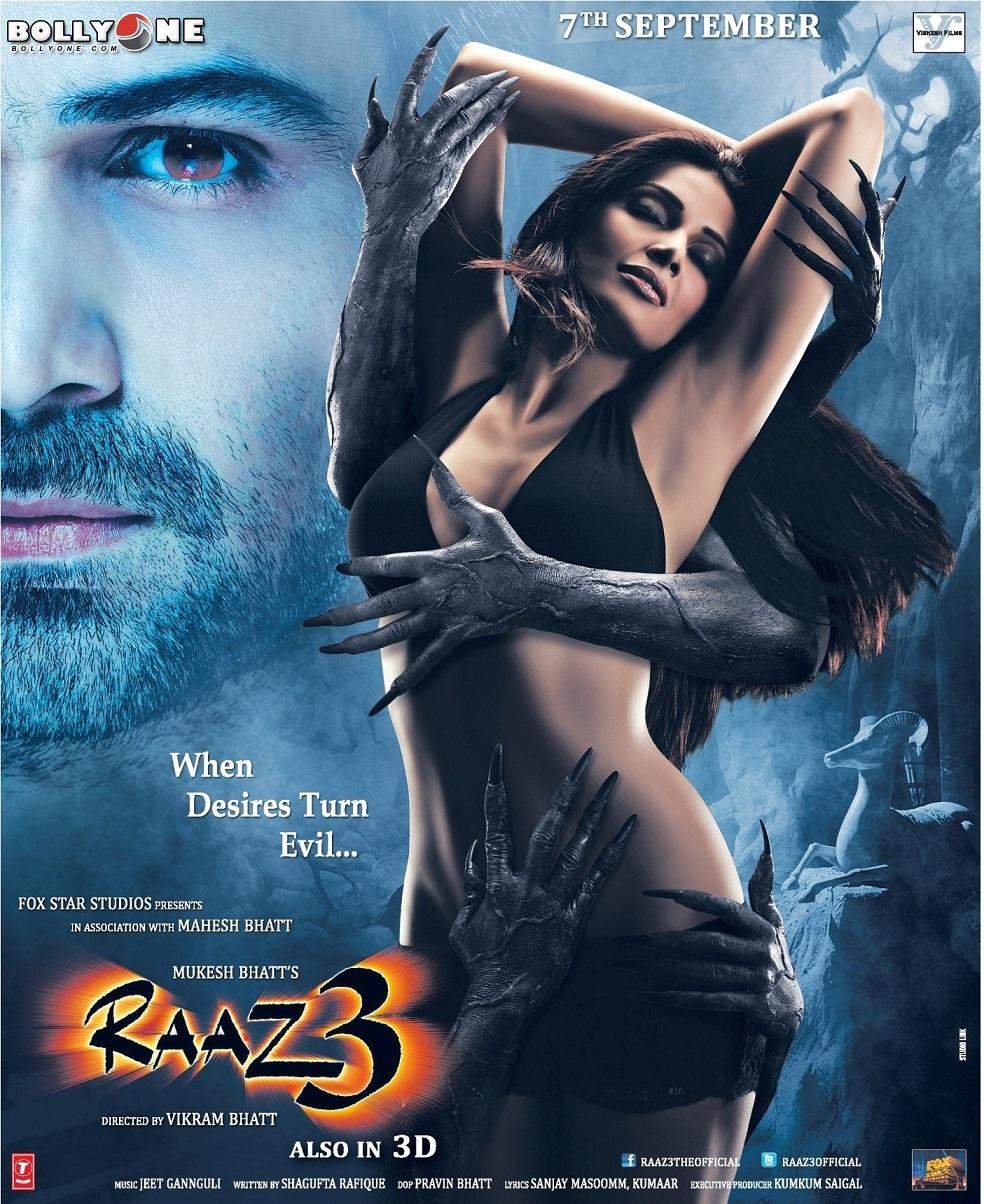 Raaz 3 (2012) - Hindi Dubbed