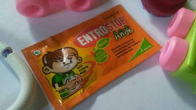 entrostop anak, atasi diare pada anak-anak