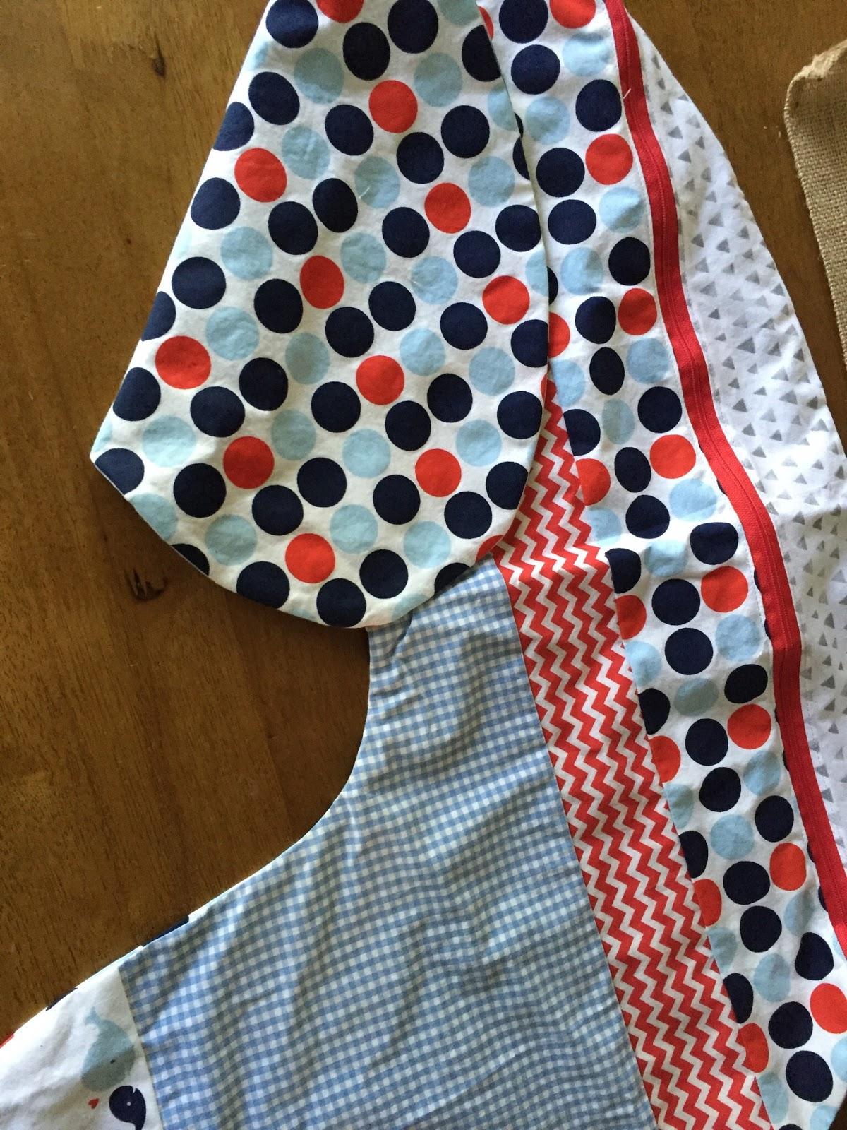 From The Hive: baby shower- the sewing part 2